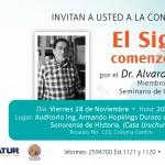 FEATURE - CONF SEMINARIO CULT MEX 28 NOV-01